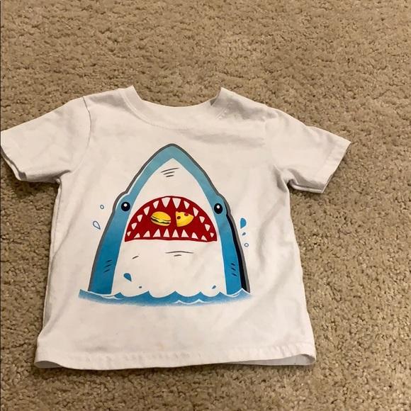 Infant boy shirt